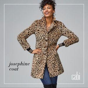 Cabi Leopard Josephine Coat